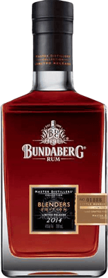 Bundaberg 2014 Master Distillers Blenders Edition rum