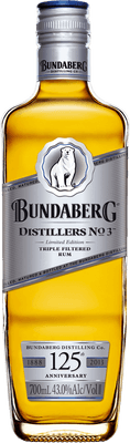 Medium bundaberg distillers no 3 rum 400px b