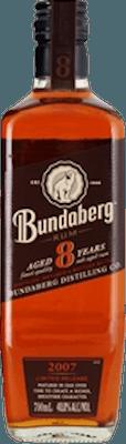Bundaberg 8-Year rum