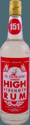 El Dorado 151 rum