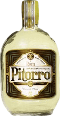Pitorro Cristal White rum