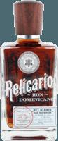 Small ron relicario dominicano superior rum