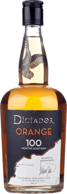 Dictador Orange 100 rum