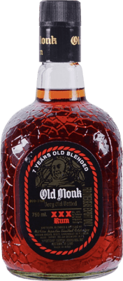 Old Monk 7-Year rum