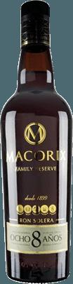 Macorix Viejo Reserva 8-Year rum
