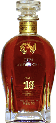 Carta Vieja Golden Cask 18-Year rum