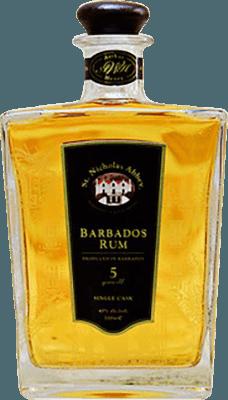 St. Nicholas Abbey 5-Year rum
