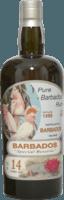 Silver Seal Wildlife Series 1996 Barbados rum