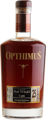Opthimus Malt Whiskey Finish 25-Year rum