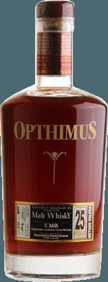 Opthimus Malt Whisky Finish 25-Year rum