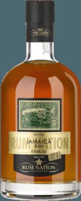 Rum Nation Jamaica Pot Still 8-Year rum