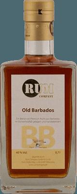 Rum Company Old Barbados rum