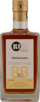 Rum Company Old Barbados rum
