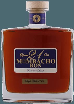Mombacho Port Wood 21-Year rum