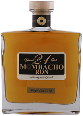 Mombacho Sherry Wood 21-Year rum