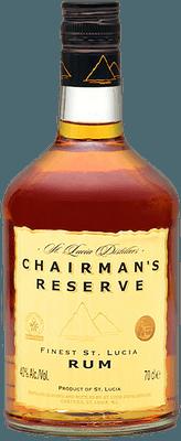 Chairman's Reserve rum