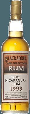 Blackadder 1999 Nicaraguan rum