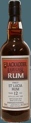 Blackadder St. Lucia 12-Year rum