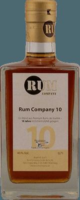 Rum Company 10 rum