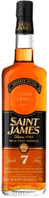 Saint James Reserve Privee 7-Year rum