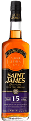 Saint James Reserve Privee 15-Year rum