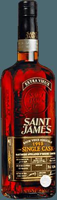Saint James 1998 Single Cask rum