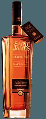 Saint James Cuvee d'Excellence rum