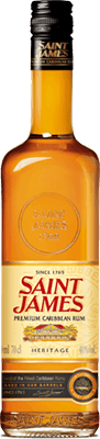 Saint James Heritage rum