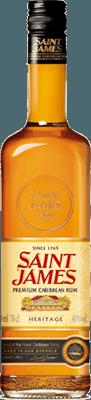 Saint James Heritage 1-Year rum