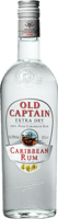 Old Captain Extra Dry rum