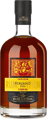 Rum Nation Peruano 8-Year rum