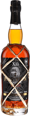 Plantation Belize XO Single Cask Pineau des Charentes Finish rum