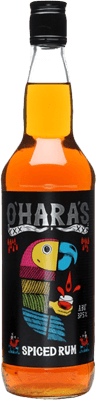 Medium o hara s spiced rum 400px