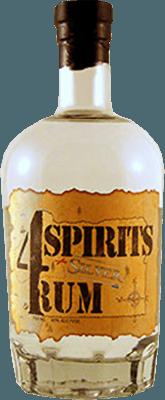 4 Spirits Silver rum