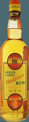 Cadenhead's Haitian Green Label 5-Year rum