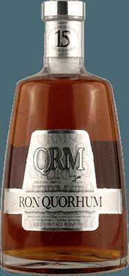 Quorhum 15-Year rum