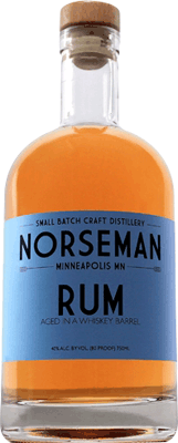 Norseman Small Batch rum