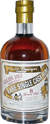 Alambic Classique Collection 2002 Galion 5-Year rum