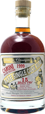 Alambic Classique Collection 1999 Caroni 15-Year rum