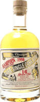 Alambic Classique Collection 1998 Hampden 16-Year rum