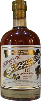 Alambic Classique Collection 1995 Chichigalpa 12-Year rum