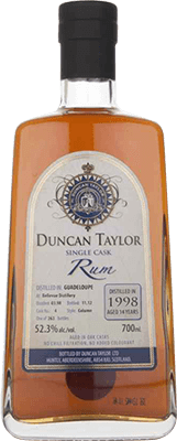 Duncan Taylor 1998 Guadeloupe 14-Year rum