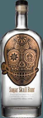 Sugar Skull Native Coconut Blend rum