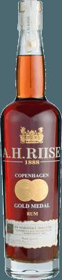A. H. Riise 1888 Copenhagen Gold Medal rum