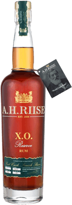 A. H. Riise XO Reserve Port Cask rum