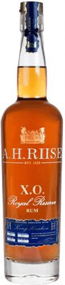 A. H. Riise XO Royal Reserve rum