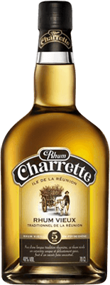 Charrette 5-Year rum