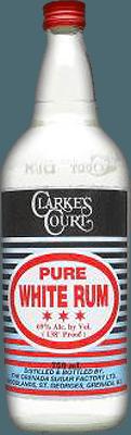 Clarkes Court Pure White rum