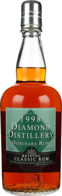 Medium bristol classic 1998 diamond distillery