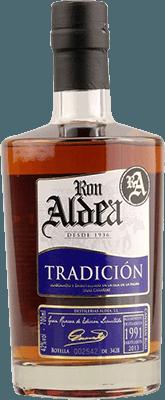 Aldea 1991 Tradicion rum